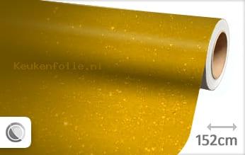 Diamant geel keukenfolie
