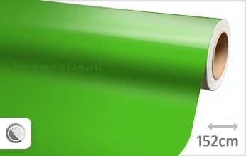 Glans groen keukenfolie