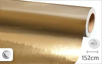 Goud chroom keukenfolie
