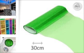 Groen tint keukenfolie