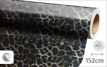 Luipaard print keukenfolie