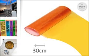 Oranje tint keukenfolie