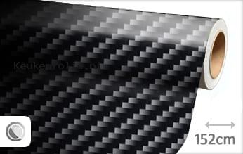 Zwart 2D carbon keukenfolie